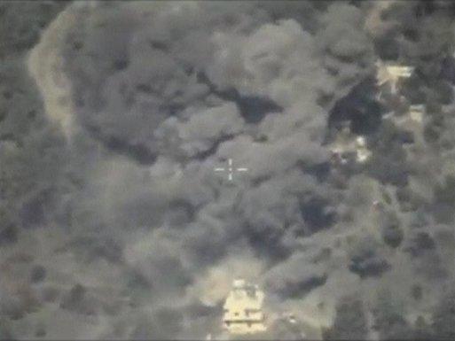 Rusija, bombardovanje, Sirija