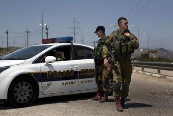 Izraelska policija, Izraelska vojska