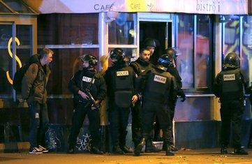 Pariz, napad