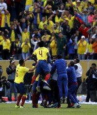 Fudbalska reprezentacija Ekvadora