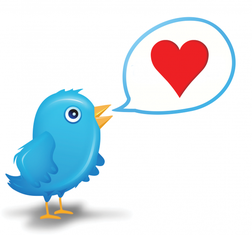srce, Twitter