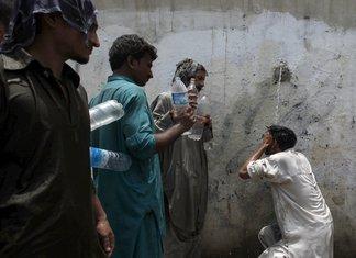 Pakistan vrućine