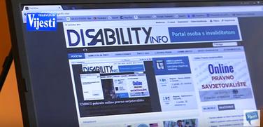 Sajt za osobe sa invaliditetom