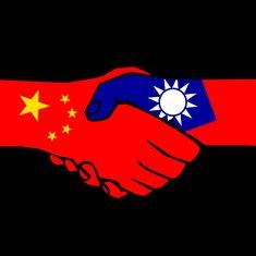 Kina, Tajvan