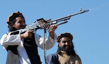 Talibani, Al Kaida