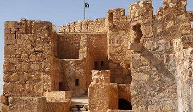 Palmira, Islamska država