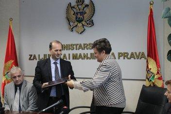Suad Numanović, Janina Hrebičkova