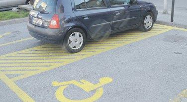 parking za osobe sa hendikepom