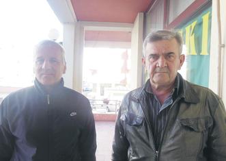 Blagoje Perišić, Krsto Dendić, Autoprevozno