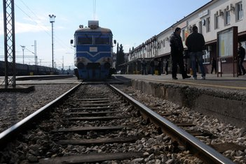 Željeznička stanica Podgorica