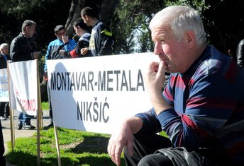 Metalac Montavar protest