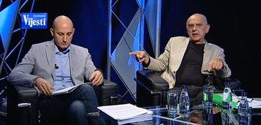 Načisto, Momčilo Stojanović, Goran Đurović