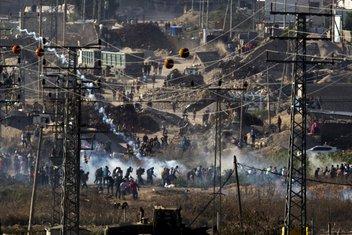 sukobi, Gaza