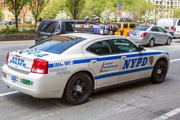 Njujork, policija