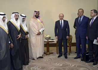 Saudijska Arabija, Rusija, Vladimir Putin ,Sergej Lavrov, Muhamed bin Selman