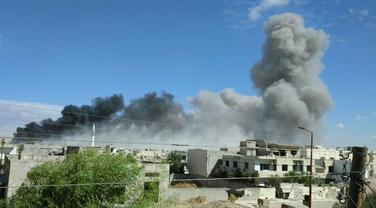 Sirija, Rusija napad