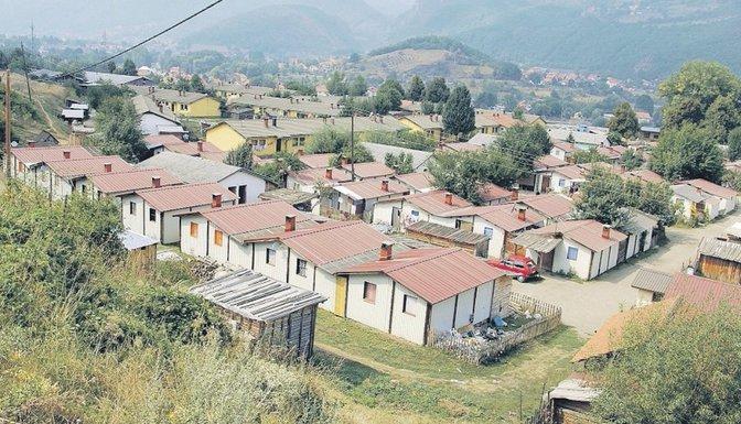 berane izbjegličko naselje