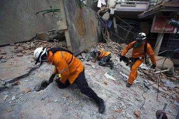 zemljotres u Nepalu