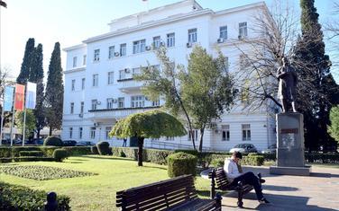 Zgrada uprave Glavnog grada (arhiva)