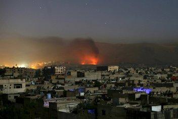 Sirija napadi