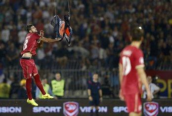 Srbija-Albanija