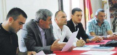 Ejup Nurković, Omer Nurković (Novina)