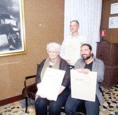 nagrada Mirko Kovač, laureati (novina)