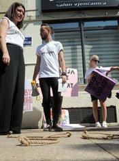 LGBT, protest
