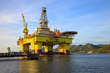 Norveška, nafta