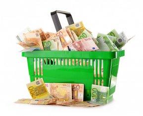 novac, euro, kredit