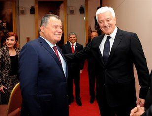 Ismail Ruštu Džirit, Duško Marković