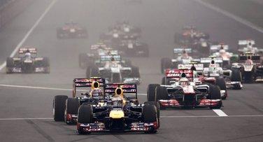 Formula 1, Velika nagrada Indije