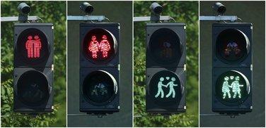 Beč semafori