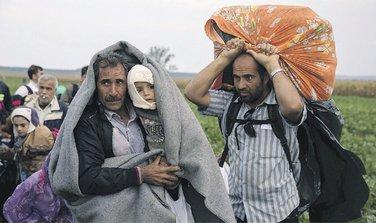 Izbjeglice u Srbiji