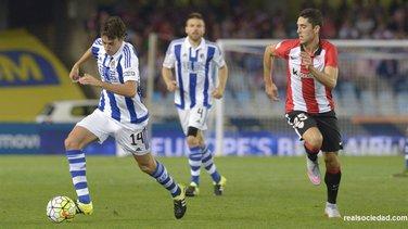 Real Sosijedad Atletik Bilbao
