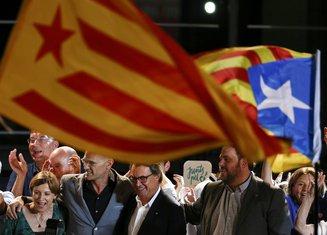 Katalonija, izbori