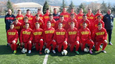 kadetska fudbalska reprezentacija