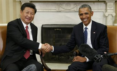 Si Đinping, Barak Obama