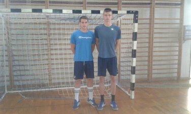 Danilo Mihaljević i Samid Mekić