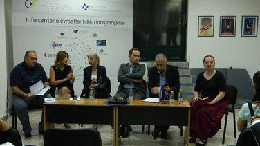 Milica Kovačević, CDT, CEDEM