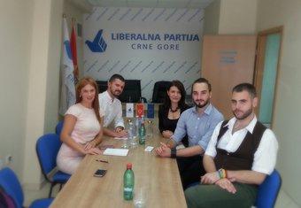 Liberalna partija, LGBT Forum Progres
