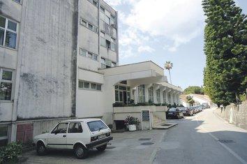 Vojna bolnica Meljine