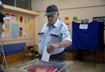 Grčka, izbori