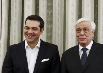 Aleksis Cipras, Prokopis Pavlopulos