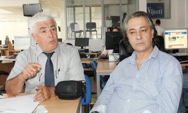 Radivoje Popović, Aleksandar Milovi