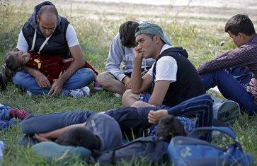 izbjeglice, Hrvatska