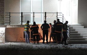 Donja Gorica eksplozuija, Podgorica eksplozija, Goran Mugoša