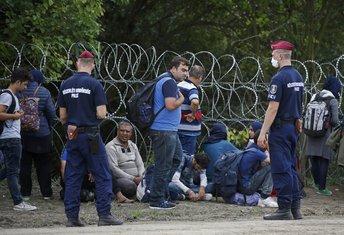 Izbjeglice, Mađarska
