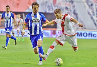 Rajo Valjekano - Deportivo