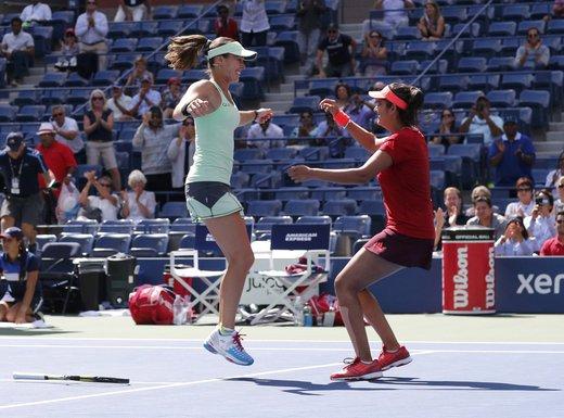 Martina Hingis i Sanija Mirza